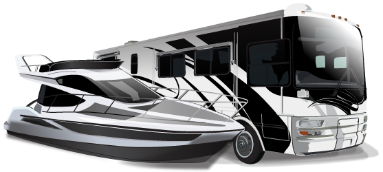 striper on texoma boat & rv storage